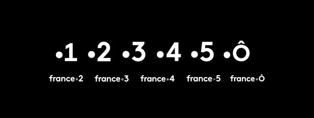 logo de France television partenaire de L'Incroyable Studio