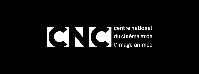 logo du CNC centre national du cinema et de l'image animée partenaire de L'Incroyable Studio