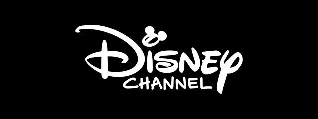 logo de Disney Channel partenaire de L'Incroyable Studio