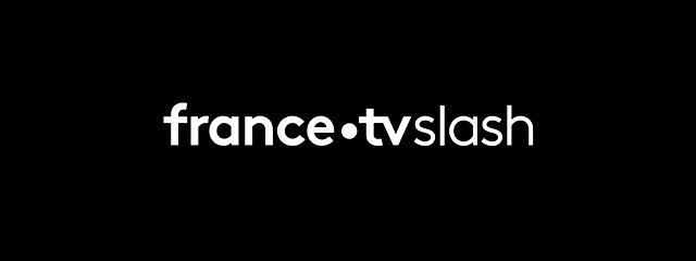 logo de France tv slash partenaire de L'Incroyable Studio