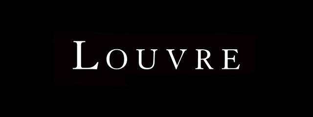 logo du Louvre partenaire de L'Incroyable Studio