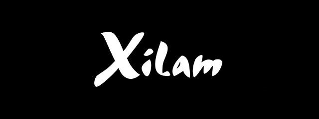 logo de Xilam partenaire de L'Incroyable Studio