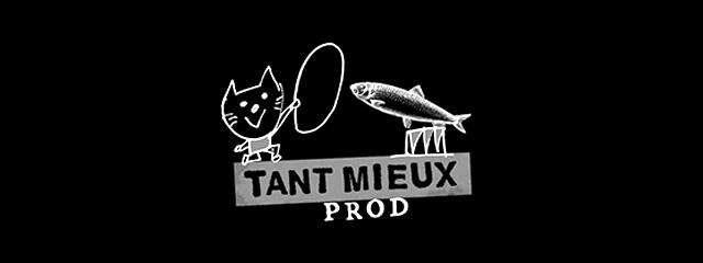 logo de Tant Mieux Prod partenaire de L'Incroyable Studio
