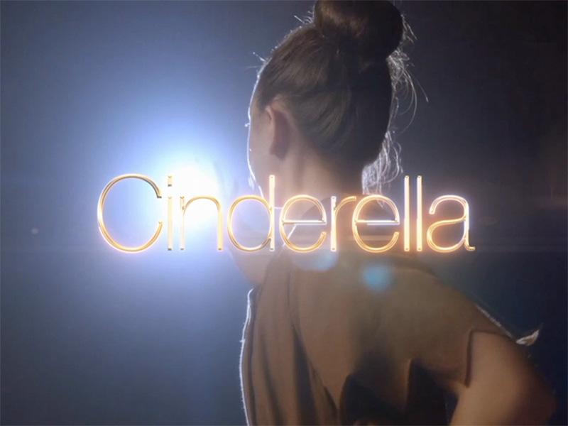 Visuel de couverture du projet de fiction Cinderella par L'Incroyable Studio